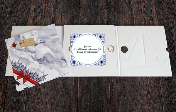 Verbazingwekkend Kind cadeau - Tegel + Spreuk | TegelSpreuken.nl BK-86