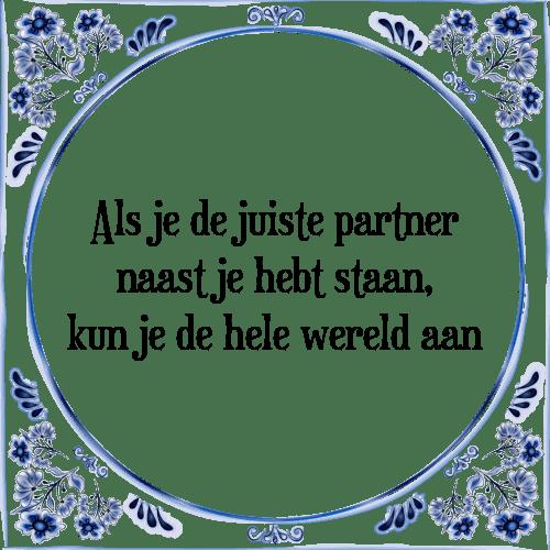 juiste partner