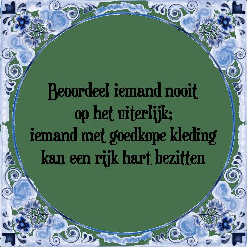 spreuken uiterlijk Uiterlijk   Tegel + Spreuk | TegelSpreuken.nl spreuken uiterlijk
