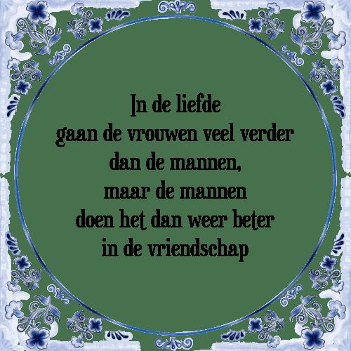 in liefde - tegel + spreuk | tegelspreuken.nl