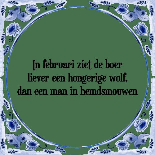 februari spreuken In februari   Tegel + Spreuk | TegelSpreuken.nl februari spreuken