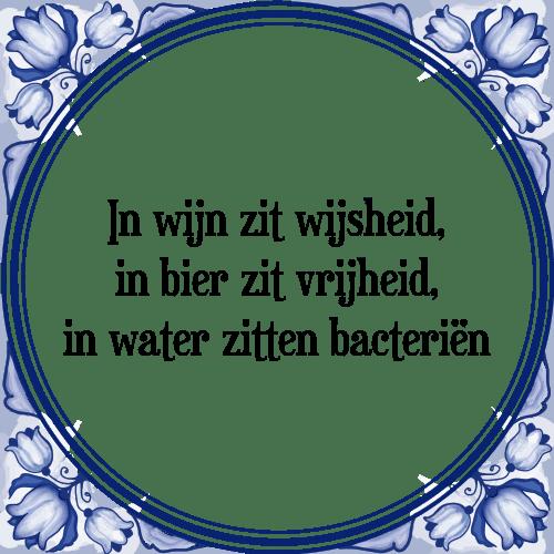 wijn spreuken en gezegden Wijn wijsheid   Tegel + Spreuk   TegelSpreuken.nl wijn spreuken en gezegden