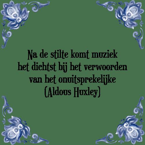 stilte spreuken De stilte   Tegel + Spreuk | TegelSpreuken.nl stilte spreuken