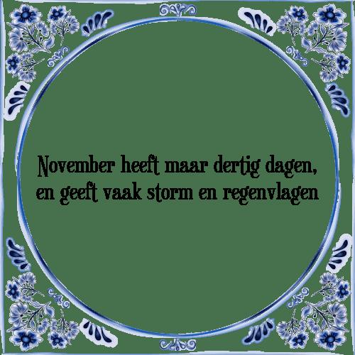 november spreuken November   Tegel + Spreuk | TegelSpreuken.nl november spreuken