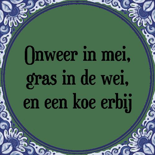 spreuken mei Onweer in mei   Tegel + Spreuk | TegelSpreuken.nl spreuken mei