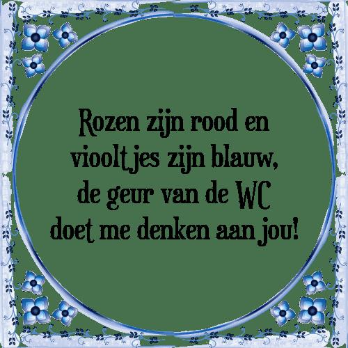 spreuken wc WC geur   Tegel + Spreuk | TegelSpreuken.nl spreuken wc